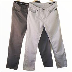 Black Bull Jean's Pants 36W/32L 2 Pairs